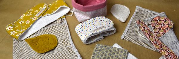 Tote-bag, pochette à livre et marque-page, le plein d'accessoires indispensables